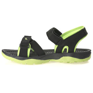 a9babcafc5ee0 Buy Paragon Stimulus Sports Sandals for Men (Green) Online @ ₹519 ...