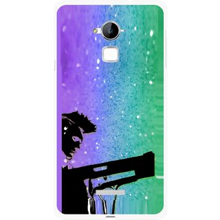 Snooky Printed Sparkling Boy Mobile Back Cover For Coolpad Note 3 - Multi
