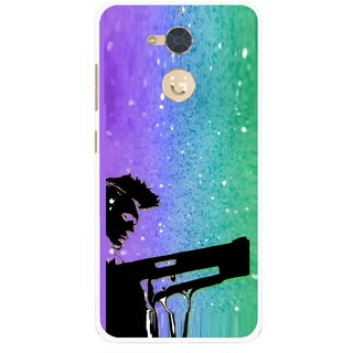 Snooky Printed Sparkling Boy Mobile Back Cover For Gionee S6 Pro - Multi