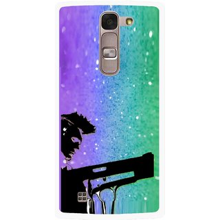 Snooky Printed Sparkling Boy Mobile Back Cover For Lg Magna - Multi