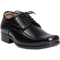 DK Shoes Lace Up Shoes(Black) - 127159106