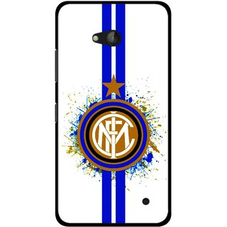 Snooky Printed Sports Lovers Mobile Back Cover For Nokia Lumia 640 - Multicolour