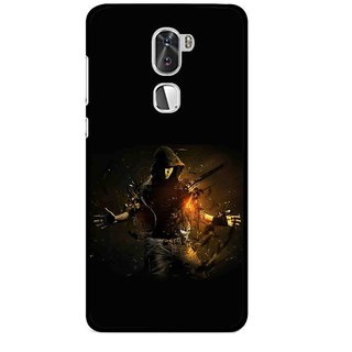 Snooky Printed Dancing Boy Mobile Back Cover For Coolpad Cool 1 - Multi
