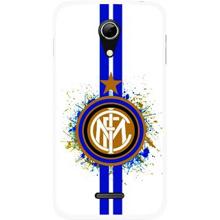 Snooky Printed Sports Lovers Mobile Back Cover For Micromax A114 - Multicolour