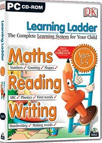 Learning Ladder Pre-school - Ages 3-5 (DK CDROM)