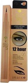 9 TO 5 long lasting eyeliner (L.a.k.m.e)