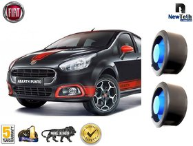 Fiat Abarth Punto Ground Clearance Kit (Fits : Above Rear Coil Springs) Set of 2 Pcs, Front not Required