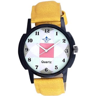 Luxury Almight Design Analogue Men's Watch By Google Hub
