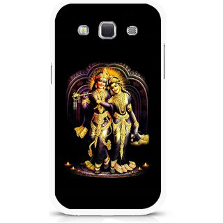 Snooky Printed Radha Krishan Mobile Back Cover For Samsung Galaxy 8552 - Multicolour
