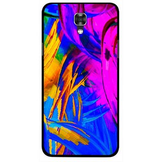 Snooky Printed Color Bushes Mobile Back Cover For Lg X Screen - Multi