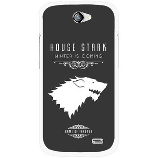 Snooky Printed House Stark Mobile Back Cover For Gionee Pioneer P2 - Multicolour