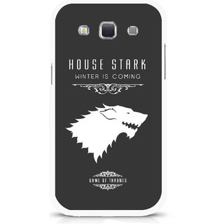 Snooky Printed House Stark Mobile Back Cover For Samsung Galaxy 8552 - Multicolour