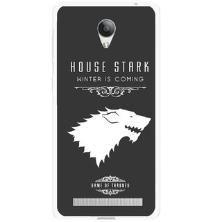 Snooky Printed House Stark Mobile Back Cover For Vivo Y28 - Multicolour