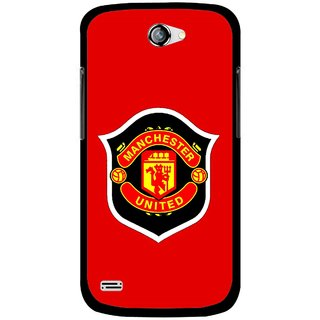 Snooky Printed United Mobile Back Cover For Gionee Pioneer P3 - Multicolour