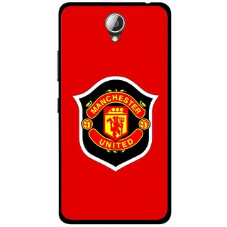 Snooky Printed United Mobile Back Cover For Lenovo A5000 - Multicolour