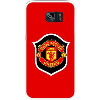 Snooky Printed United Mobile Back Cover For Samsung Galaxy S7 Edge - Multicolour