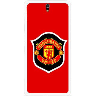 Snooky Printed United Mobile Back Cover For Sony Xperia C5 - Multicolour