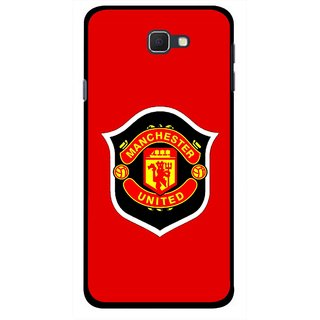 Snooky Printed United Mobile Back Cover For Samsung Galaxy J5 Prime - Multicolour