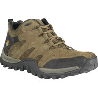 Woodland Men's Olive Casual Shoe