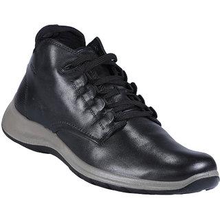 Woodland Mens Black Boots