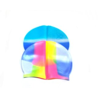 837c0351adc Buy 2 QTY High Quality Swimming Cap Swim Head Cover Hair Protection ...