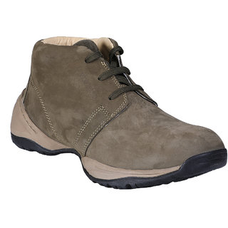 Woodland Men's Olive Green Boots