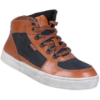 Woodland Men's Tan Boots