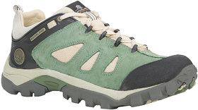 Woodland Men's Green Casual Shoe