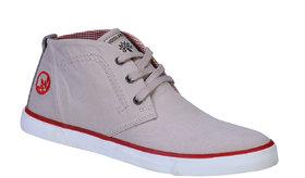 Woodland Men's Beige Casual Shoe