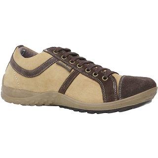 Woodland Men's Brown Casual Shoe
