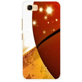 Snooky Printed Basketball Club Mobile Back Cover For Asus Zenfone 3s Max ZC521TL - Multi