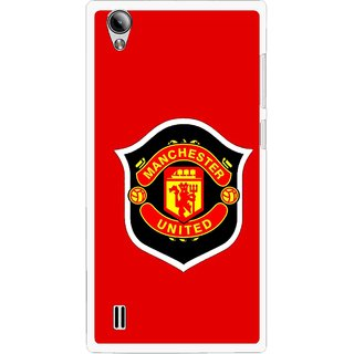 Snooky Printed United Mobile Back Cover For Vivo Y15 - Multi
