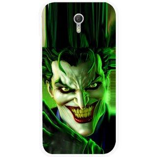 Snooky Printed Horror Wilian Mobile Back Cover For Lenovo Zuk Z1 - Green