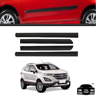 Trigcars Ford EcoSport New Car Side Beadings