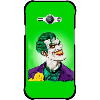 Snooky Printed Ismail Please Mobile Back Cover For Samsung Galaxy Ace J1 - Multicolour