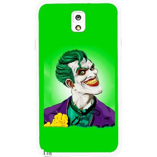 Snooky Printed Ismail Please Mobile Back Cover For Samsung Galaxy Note 3 - Multicolour