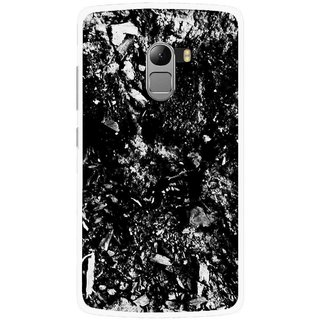 Snooky Printed Rocky Mobile Back Cover For Lenovo K4 Note - Black