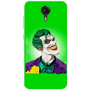 Snooky Printed Ismail Please Mobile Back Cover For Micromax Canvas Xpress 2 E313 - Multicolour