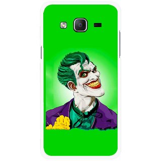Snooky Printed Ismail Please Mobile Back Cover For Samsung Galaxy On5 - Multicolour