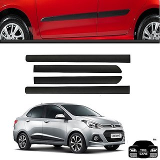 Buy Trigcars Hyundai Xcent Car Side Beadings Online Get 59 Off