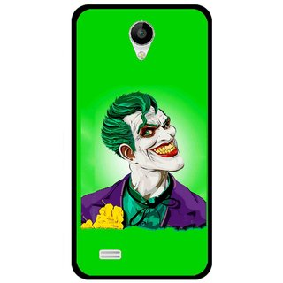 Snooky Printed Ismail Please Mobile Back Cover For Vivo Y22 - Multicolour