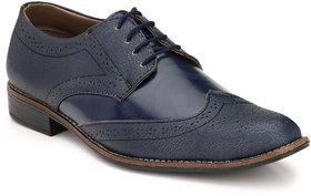 Sir Corbett Men's Blue Formal Shoe