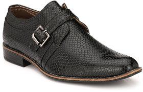 Sir Corbett Men's Black Formal Shoe