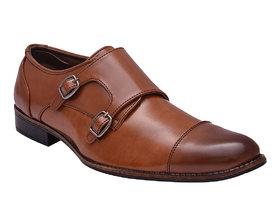 Sir Corbett Men's Tan Formal Shoe