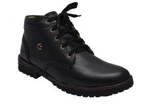 Sir Corbett Men's Black Boots