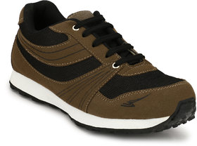 Sir Corbett Men's Beige Sports Shoes
