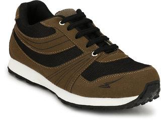 Sir Corbett Men's Beige Sports Shoes