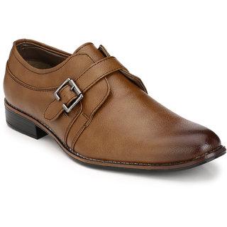 Sir Corbett Mens Tan Formal Shoe
