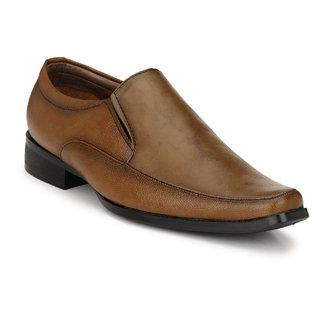 Sir Corbett Mens Beige Formal Shoe