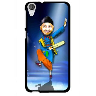 Snooky Printed Balle balle Mobile Back Cover For HTC Desire 820 - Multi